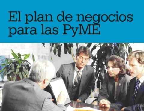 Planes de negocio en la Pymes